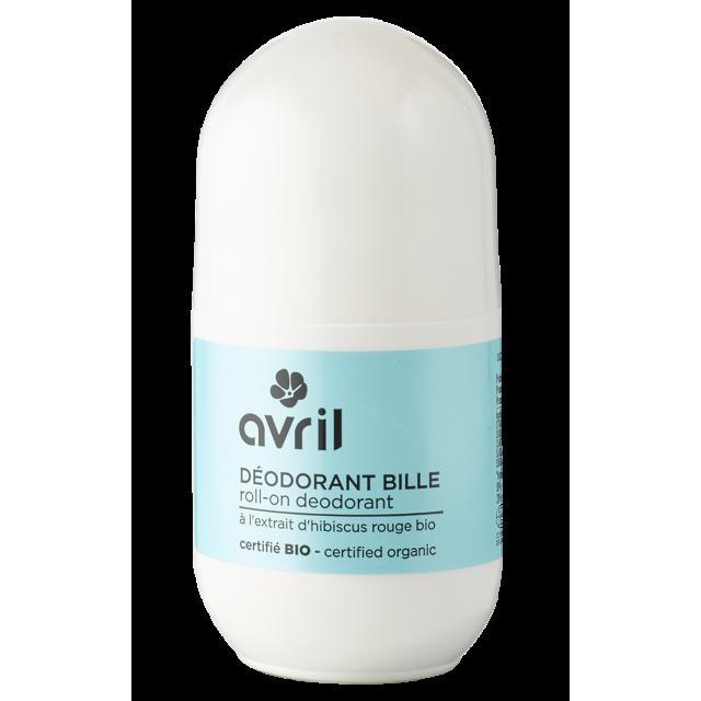 Déodorant bille - 50 ml - Certifié bio