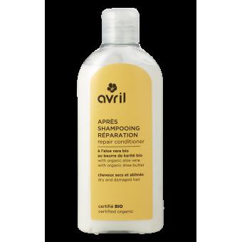 Après-shampooing Réparation  200ml – Certifié bio